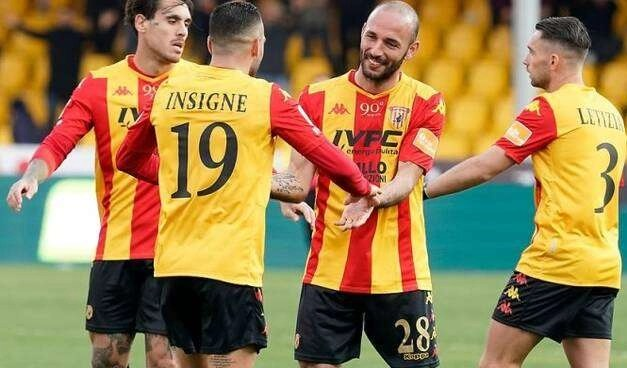 Benevento in serie A: la gioia di Sibilia