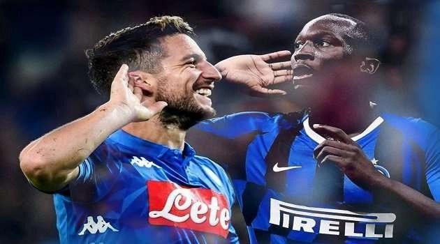 Ultimissime e probabili formazioni di Napoli-Inter