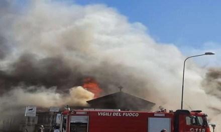 Idee di rinascita per una chiesetta incendiata
