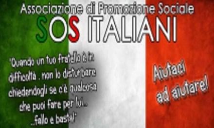 SOS Italiani ha bisogno di te: aiuta ad aiutare le famiglie in difficoltà