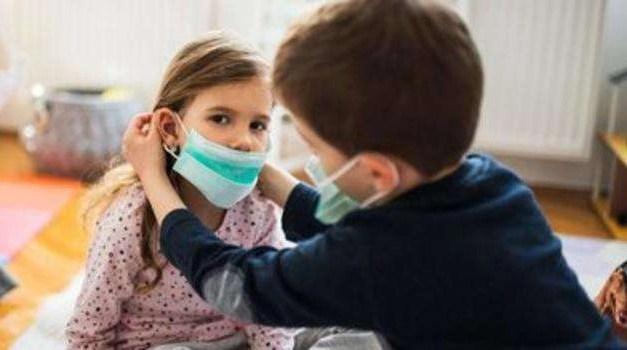 Covid-19: il virus colpisce anche i più piccoli