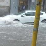 Temporale fortissimo si abbatte su Napoli creando danni soprattutto nell'area nord