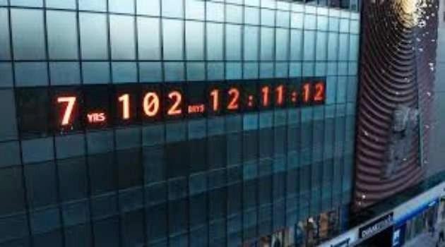 """Climate clock. L'orologio che segna la nostra """"data di scadenza"""""""