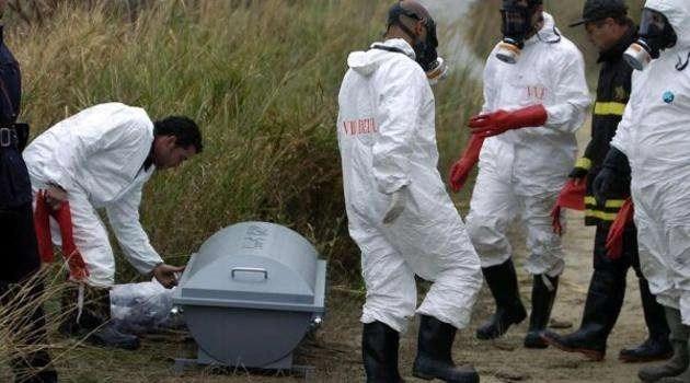 Campania: ritrovata donna morta in un pozzo