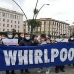 Napoli, cronaca. Whirlpool: licenziamenti a partire dal 1 Aprile