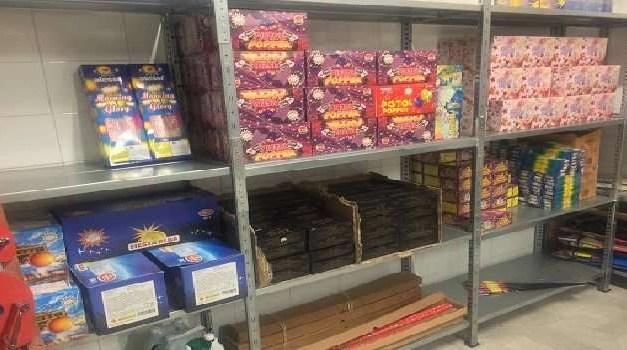 Napoli, cronaca Tragica esplosione in un negozio di fuochi d'artificio a Villaricca