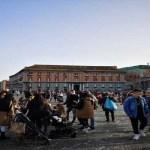 Napoli. San Valentino: traffico in tilt e assembramenti