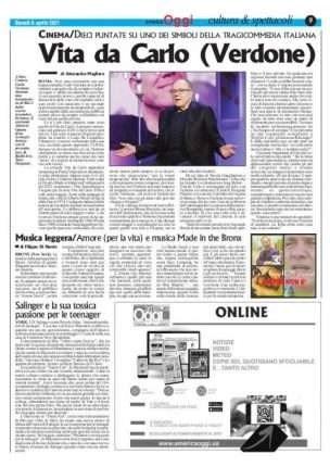 America Oggi 9 - Filippo Di Nardo