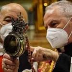 Napoli, cronaca San Gennaro ripete il prodigio e scioglie il sangue