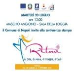 L'assessorato alla cultura e al turismo del Comune di Napoli presenta un ricco calendario di eventi per l'estate in città