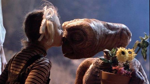 Resultado de imagem para E.T. – O Extraterrestre