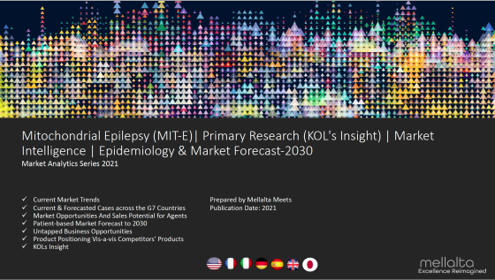 Mitochondrial Disorders Epilpesy - G7 Countries Forecast 2030