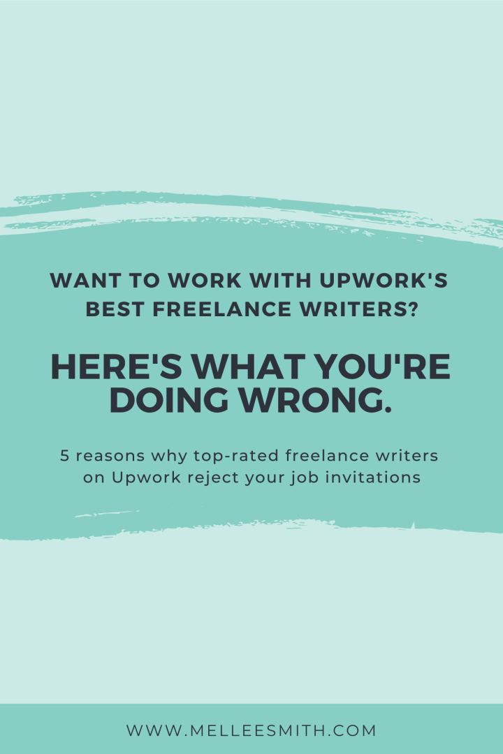 work with the best freelance writers on upwork pinterest