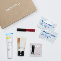 My August Birchbox