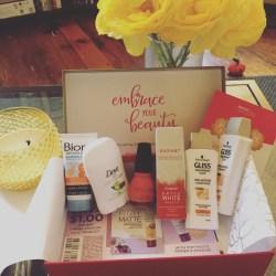 Walmart Beauty Box Spring 2017 (Trendsetter)