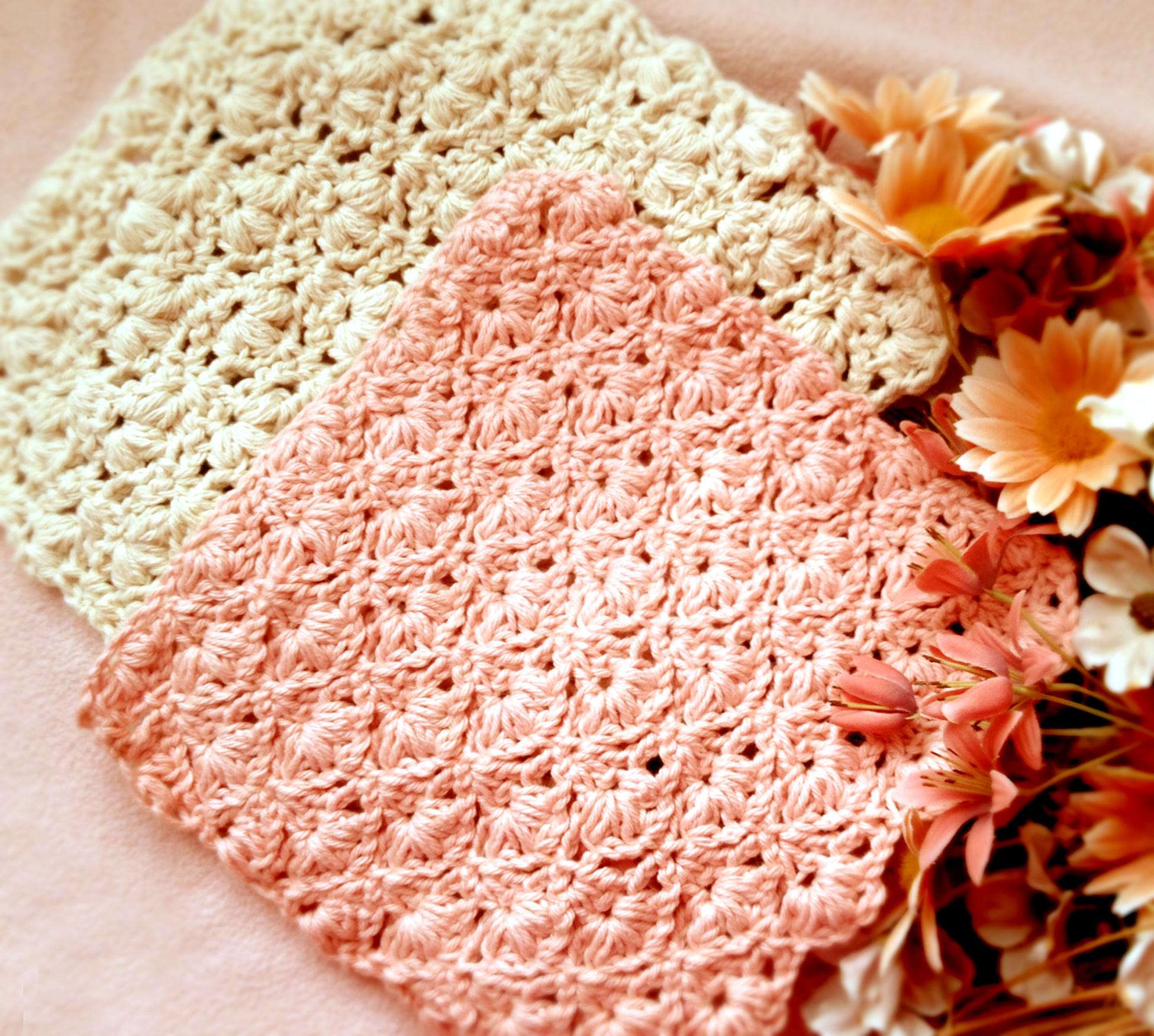 d232d82b5 Spring Washcloths