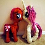 My Little Pony Crochet Toy
