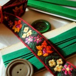 Vintage Notions from Nana's Sewing Box