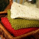 Crochet Kitchen Sponges