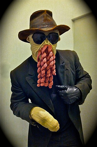 Crochet Gifts for Men - Ood Ski Mask