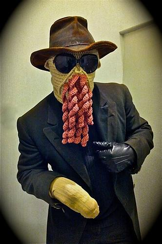 Crochet Gifts for Men - Ood Ski Mask