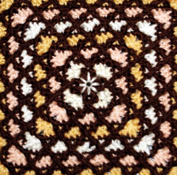 Crochet Works in Progress: Kiss Fist