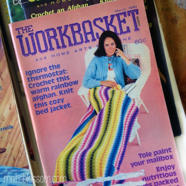 Workbasket Magazine Mellie Blossom