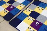 Crochet Minion Blanket - mellieblossom.com