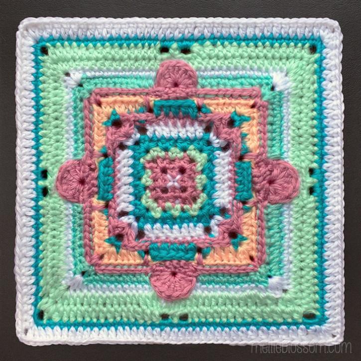 2018 Crochet Along - Grumpy Grandad crochet - mellieblossom.com