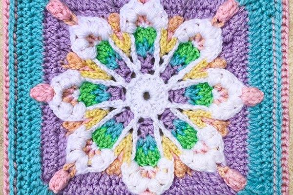 merlin crochet square - mellieblossom.com