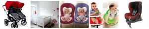 Los artículos imprescindibles para gemelos y mellizos