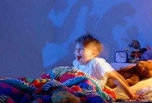 Las pesadillas y terrores nocturnos en los niños