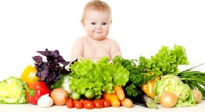 Dieta sana para niños de 1 a 3 años