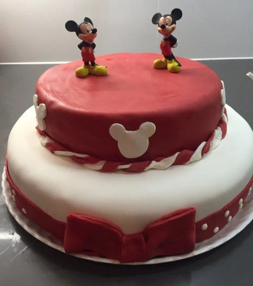 Pastel Mickey Mouse
