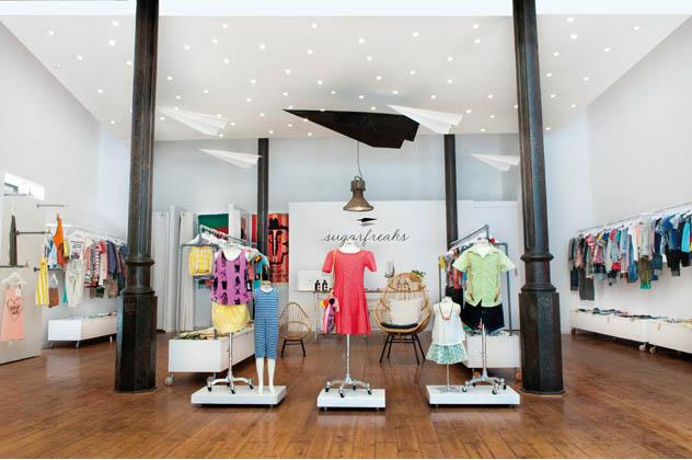 Tiendas de ropa infantil de dise o en barcelona mellimama for Diseno de ropa
