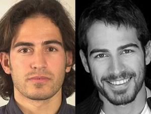 gemelos Alejandro y Angel Tous