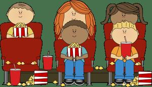 Los niños y el cine