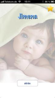App nombres de bebe pro
