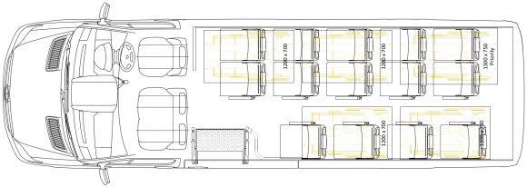 Wheelchair Accessible Van Conversions Mellor Coachcraft