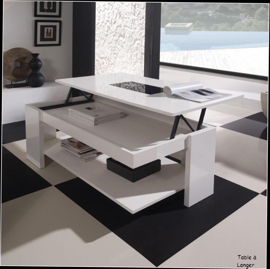 table basse relevable alinea