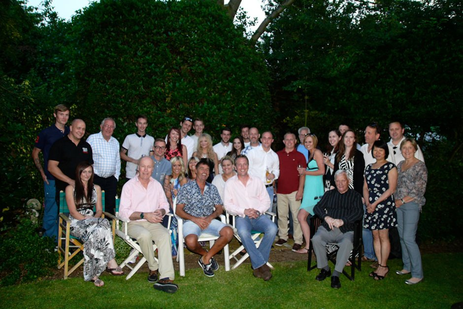 The Mells Roofing Family