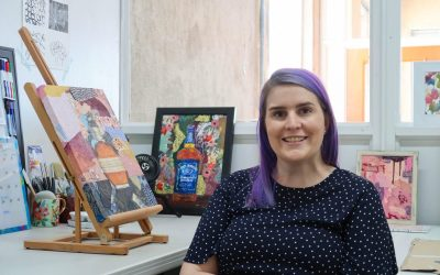 Artist Spotlight: Katie Wampler