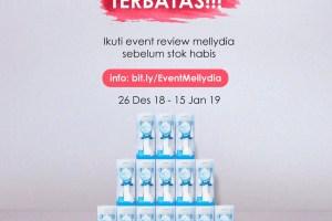 Event Mellydia Review Contest