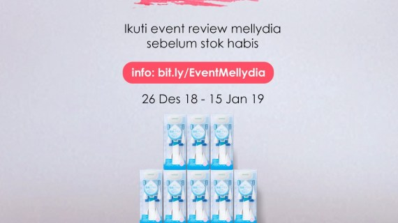 Event Mellydia Review Contest