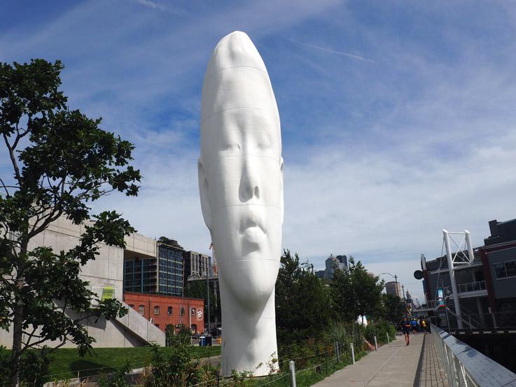 Olympic Sculpture Park In Seattle Wa Mellzah