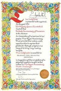 Royal Anniversary 1992
