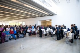 The Melodians playing at the Turner Contemporary