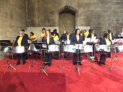 Commonwealth Carnival of Music in Westminster Hall