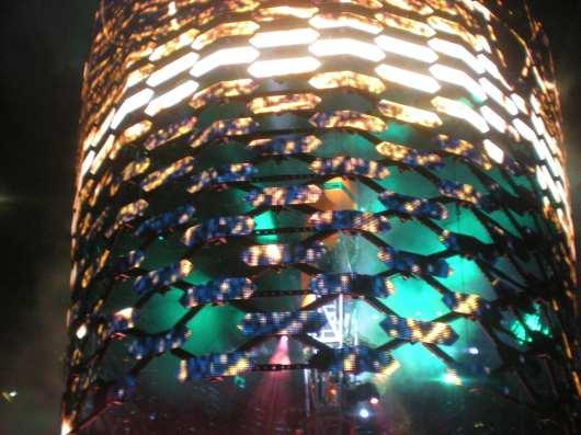 Th Claw Aperto - U2 360 Tour - Milano - 1