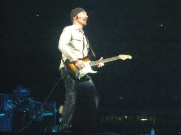 The Edge - U2 360 Tour - Milano - 4